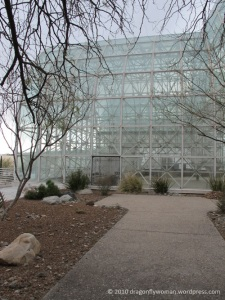 Orchard Courtyard at Biosphere II
