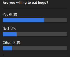 Entomophagy for a Healthier Planet