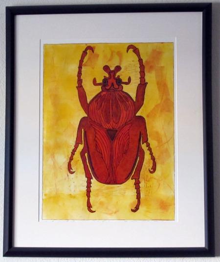 Coleoptera by Foster Beigler
