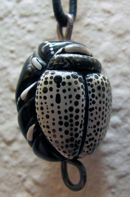 Margaret Zinser bead