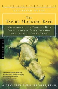 tapir's morning bath cover