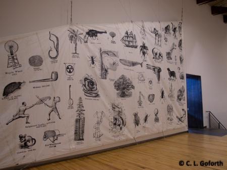 art installation by Johnny Carrera